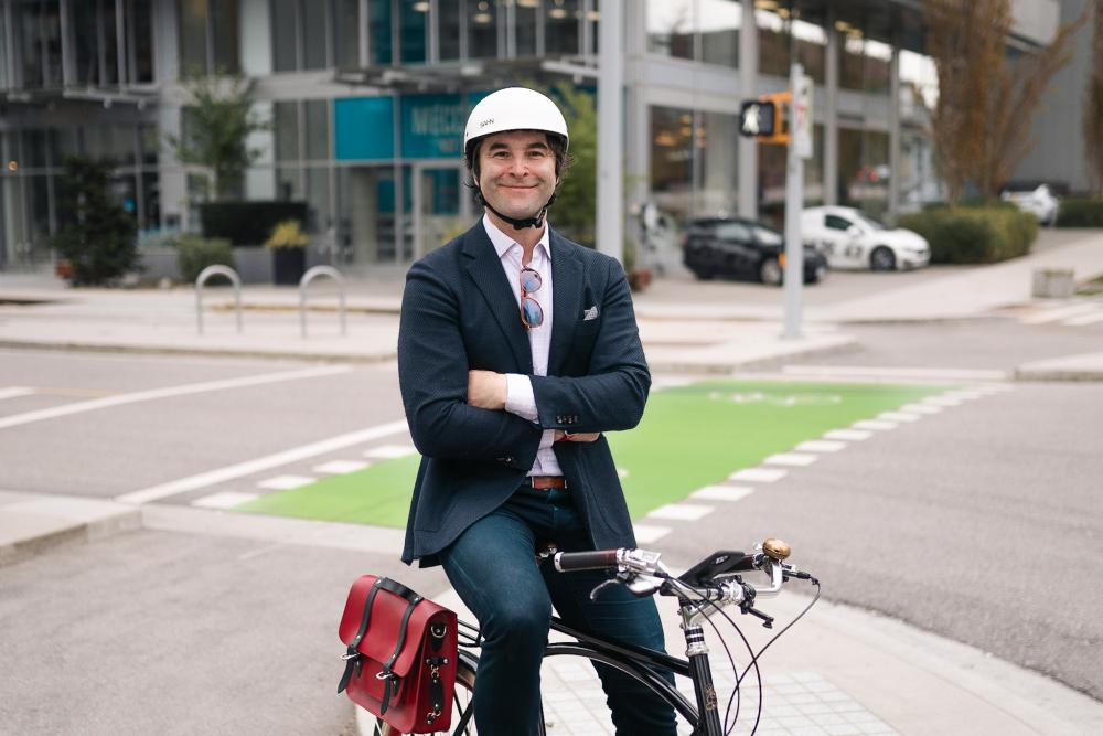 Protected Bike Lanes? Yes Please.